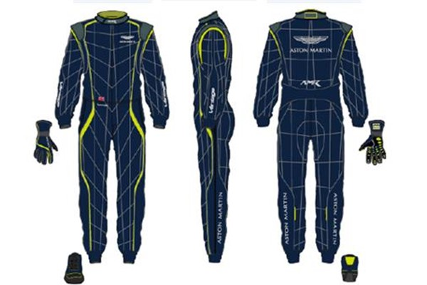 AMR Exclusive Race Wear