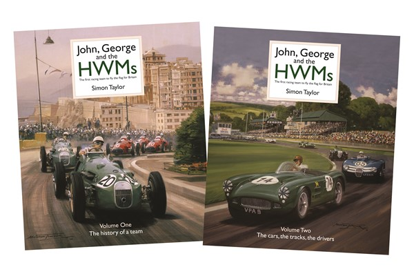 The HWM Book
