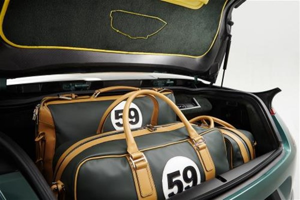 4 Piece Le Mans  Luggage Set