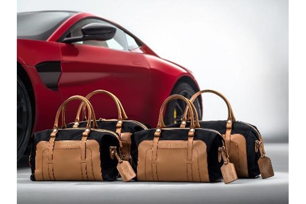 Vantage (2019MY) Q Colour Matched 4-Piece Luggage Set - Leather