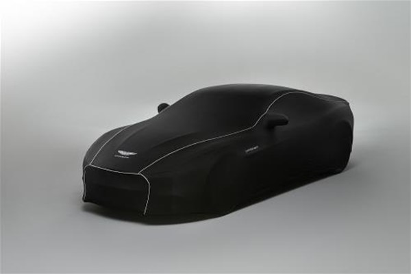 Virage Indoor Car Cover - Black