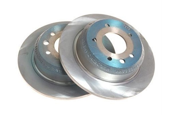 DB7 6 Cyl Rear Brake Discs (Pre 97MY)
