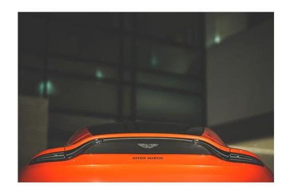 Vantage (2019MY) Smoked Rear Tail Lamp Kit