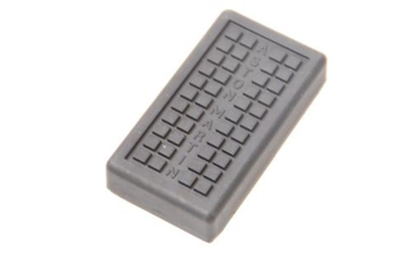 Brake & Clutch Pedal Rubber