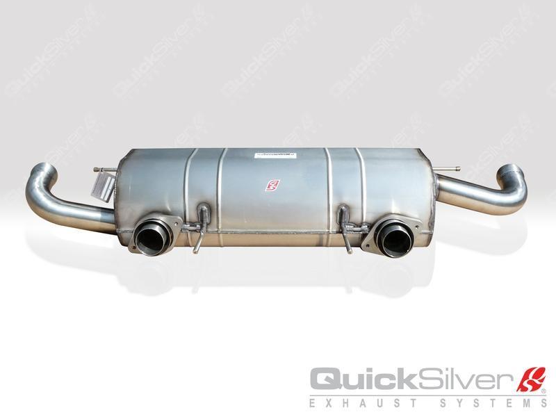 Aston Martin V8 Vantage Sport Exhaust Titanium 2005 18 V8 Vantage Quicksilver Accesories Hwm