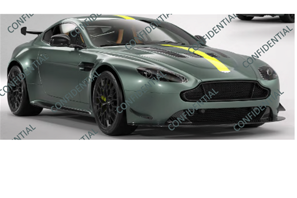 AMR Aero Kit (Vantage Coupe Only)