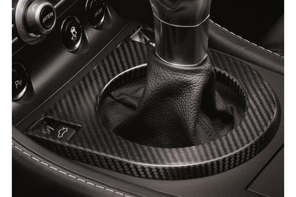 Carbon Fibre Gearshift Surround