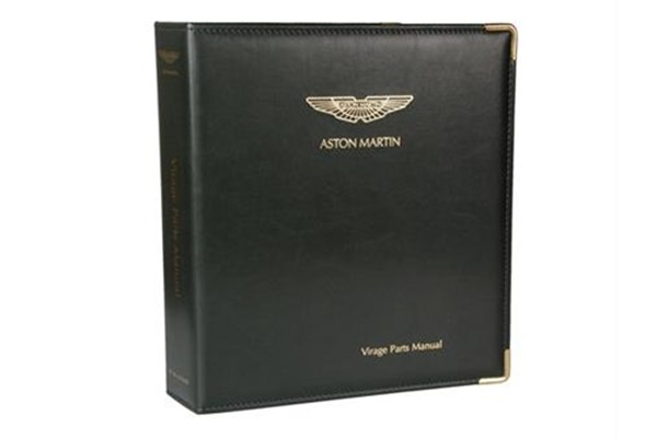 Virage Parts Manual