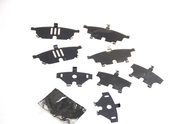 Rear Brake Pad Shim Kit