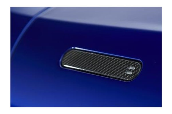 DB11 Carbon Fibre Door Release