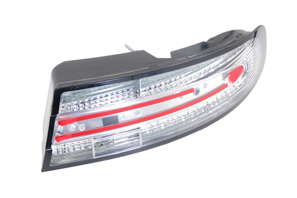 RH Clear Rear Lamp (Black Border)