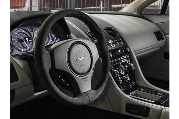 Alcantara Steering Wheel V12 Vantage Accessories Accesories Hwm