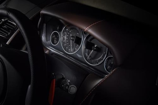 Carbon Fibre Interior Kit (Less Valley Brace and Cabin Braces) Roadster